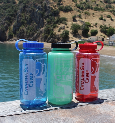 CIMI/Sea Camp Nalgene Water Bottle