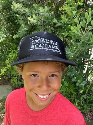 Catalina Sea Camp Trucker Hat